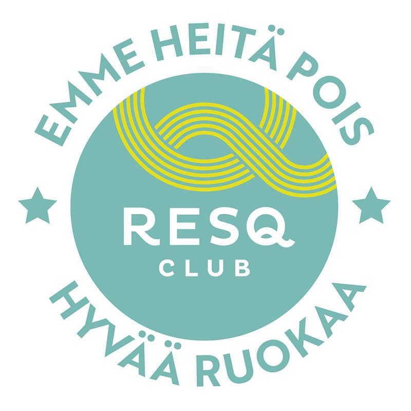 ResQ Club - Älä heitä hyvää ruokaa hukkaan!